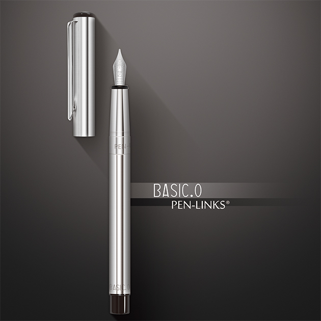 PEN-LINKS BASIC.O 貝斯可鋼筆 14