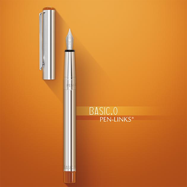 PEN-LINKS BASIC.O 貝斯可鋼筆 16