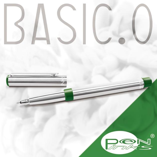 PEN-LINKS BASIC.O 貝斯可鋼珠筆 6