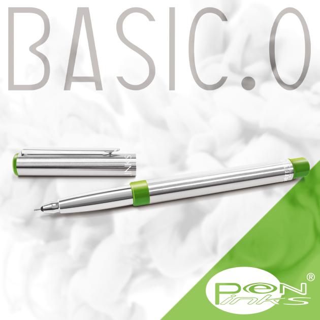 PEN-LINKS BASIC.O 貝斯可鋼珠筆 7