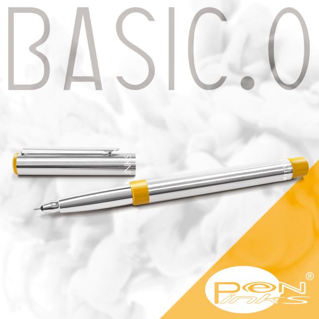 PEN-LINKS BASIC.O 貝斯可鋼珠筆 8