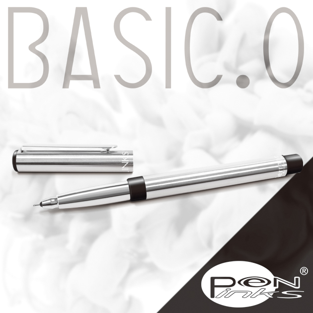 PEN-LINKS BASIC.O 貝斯可鋼珠筆 9