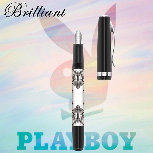 【限量絕版品】美國PLAYBOY Brilliant星燦鋼筆系列 (1) 11