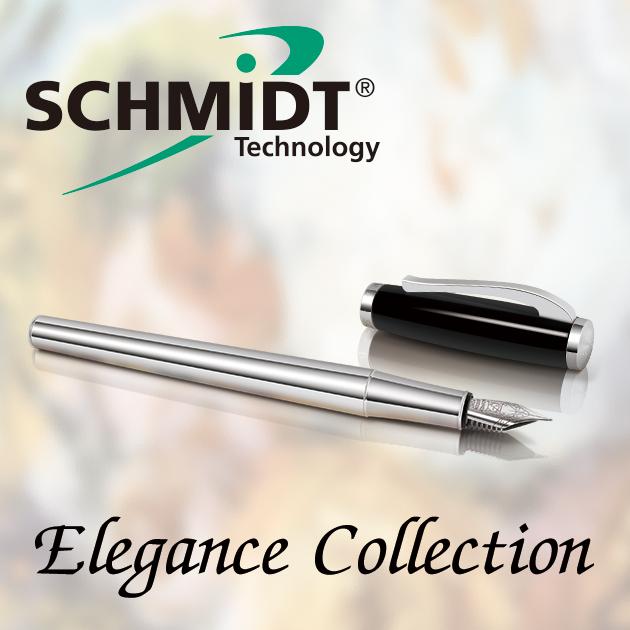 德國SCHMIDT ELEGANCE FH8 優雅系列鋼筆 1